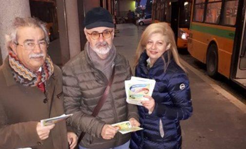 VOGHERA 21/11/2019: Il Pd di Voghera dice #BastaTrenord. Venerdì raccolta firme in piazza Duomo