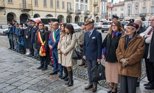 """VOGHERA 05/11/2018: Celebrata oggi la """"Giornata dell'Unità Nazionale e delle Forze Armate"""""""