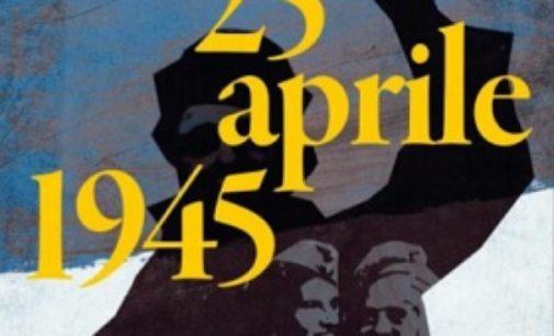 """VOGHERA 09/11/2018: """"25 Aprile 1945"""". Domani in Biblioteca la presentazione del libro di Carlo Greppi"""