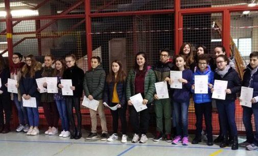 """VOGHERA 28/11/2018: Scuola e Orientamento. Anche il """"Maggia"""" di Stresa al Campus dell'Istituto Comprensivo Marsala"""