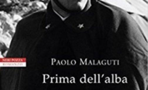 """VOGHERA 26/11/2018: """"Prima dell'alba"""". Paolo Malaguti sabato presenta il suo libro in Biblioteca"""