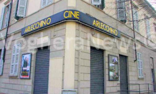 VOGHERA 14/01/2021: Cinema. I titoli di #iorestoinsala dell'Arlecchino fino al 20/1