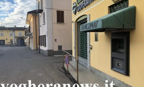 CODEVILLA 26/11/2018: Rapina alla Bcc. Indagano i carabinieri