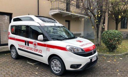 VOGHERA 29/11/2018: Tre nuovi mezzi alla Croce Rossa. Sabato 15 la benedizione in Duomo