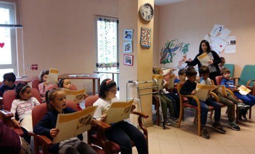 VOGHERA 15/11/2018: Gli alunni della Primaria De Amicis in visita alla Pezzani