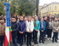 VOGHERA 12/11/2018: La Scuola Primaria De Amicis alla celebrazione della Ricorrenza di San Martino