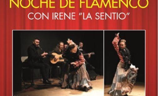 """VOGHERA 15/11/2018: """"Le forme dell'Anima"""". Stasera al San Rocco il grande Flamenco con """"La Sentio"""""""