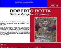 """VOGHERA 12/11/2018: """"Santi e Vangelo"""". Venerdì incontro al convento dei Frati con Roberto Rotta"""
