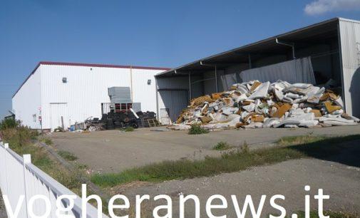 VOGHERA 12/03/2020: Firmato il contratto per lo smaltimento dei rifiuti della ditta ex Recology