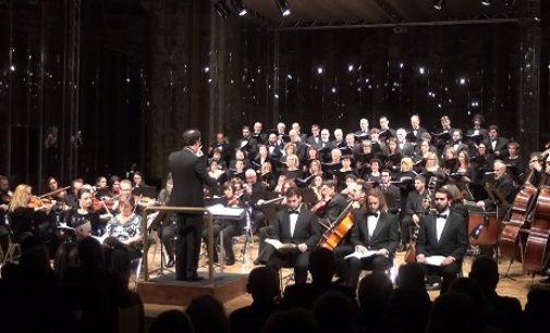 VOGHERA 08/11/2018: La Polifonica Gavina esegue in prima nazionale una nuova versione della messa da Requiem di Gaetano Donizetti