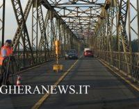 PAVIA 19/07/2021: Strade. Nuovo cantiere (e nuove code) al ponte della Becca. La delusione del Comitato di cittadini per i tempi lunghi e la scarsa informazione