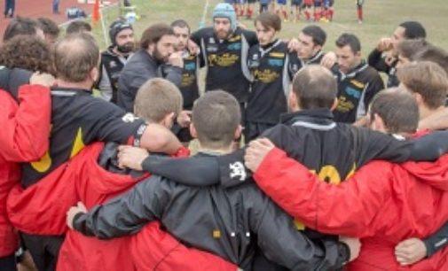 VOGHERA 12/11/2018: Rugby. Il Voghera perde 36 a 10 contro gli Amatori Tradate
