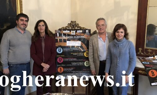 """VOGHERA 09/11/2018: """"Si torna in scena!"""". Presentata la rassegna teatrale 2018-2019 del Comune di Voghera"""