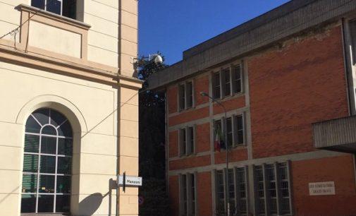 VOGHERA 15/11/2018: Ruba una bici nel cortile della scuola. Caccia al ladro con le telecamere