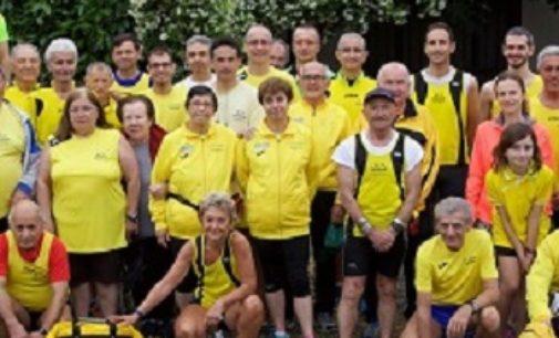 VOGHERA 12/11/2018: Atletica.L' Us Scalo Voghera alla maratonina di Crema