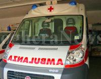 LANDRIANO 13/07/2020: Schianto sulla 412. Automobilista resta incastrata nell'abitacolo