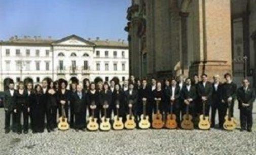 VOGHERA 23/05/2019: Il concerto della chitarrorchestra chiude il Festival chitarristico. Domanica al San Rocco