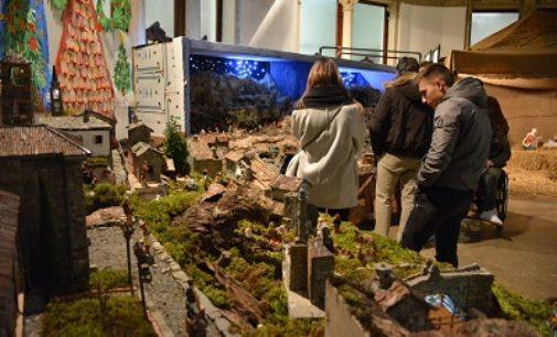 VOGHERA 19/04/2019: La mostra dei diorami pasquali. Alla sala Pagano fino al 22 aprile