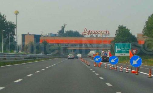 PAVIA VOGHERA 06/11/2019: Benzinai. E' sciopero fino a Venerdì mattina. In A7 aperto il distributore di Dorno Est