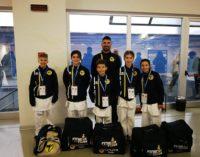 """VOGHERA 30/01/2019: Karate. 5 ori, 4 argenti e 6 bronzi a Bergamo per il Team del """"Malibù"""""""