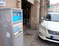 VOGHERA 01/06/2020: Parcheggi. Si torna a pagare nelle strisce blu. Ma solo fino alle 17
