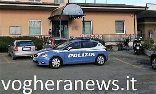 VOGHERA 08/10/2019: Polizia trova moto rubata