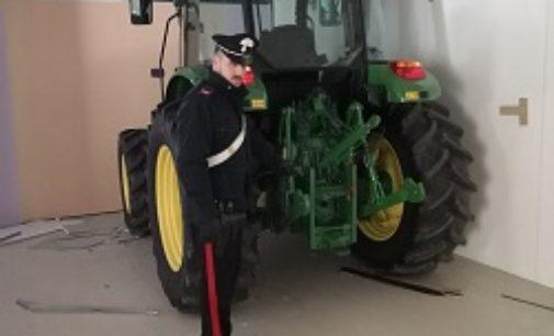 SAN BIAGIO 28/01/2019: Ritrovati dai carabinieri i due trattori John Deere rubati