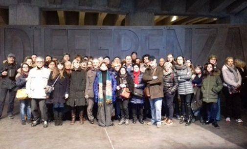 VOGHERA 04/02/2019: Viaggio al Binario 21 di Milano per non scordare la Shoah