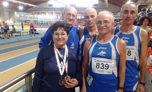 VOGHERA 08/02/2019: Atletica. Teresa De Pace dell'Iriense