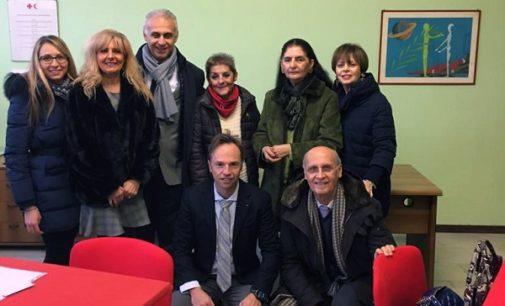"""VOGHERA 04/02/2019: 3mila euro dai Lions al progetto della Cri """"La Casa di Barbara"""""""