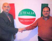 VOGHERA 29/07/2019: Elezioni. Aquilini lascia il movimento civico l'Italia del Rispetto. Subentra Grandi