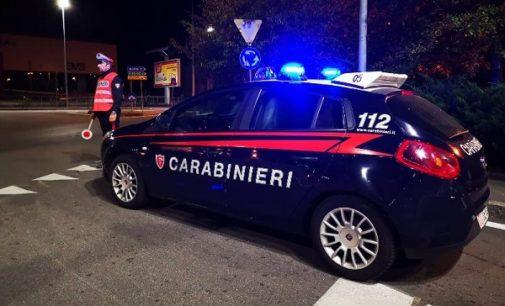 LUNGAVILLA 09/02/2019: Carabinieri e cittadini nella notte fanno fallire il colpo alla banca Centropadana