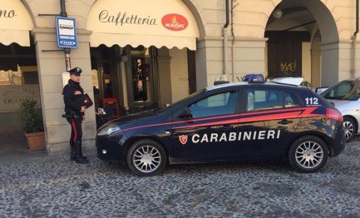 VOGHERA 26/02/2019: Spaccata al bar Caffetteria Duomo. Arrestato dai Carabinieri un 54enne