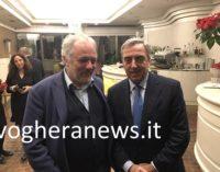 VOGHERA 19/02/2019: Serata conviviale con Maurizio Gasparri… in chiave anti tricoteuses e pro Tav
