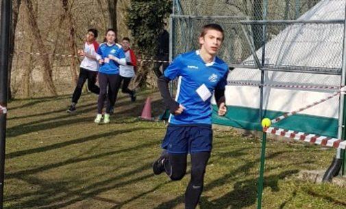 VOGHERA 18/02/2019: Atletica. Marcello Cremonte dell'Iriense fa il Tris nella campestre