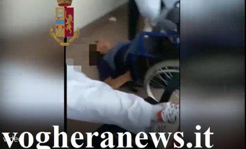 MONTEBELLO 16/02/2019: Presunti maltrattamenti alla casa di riposo Rastelli. Il tribunale ordina l'arresto anche di una educatrice