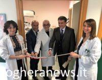 VOGHERA 26/02/2019: Ospedale. Inaugurato oggi il nuovo super mammografo della Radiologia
