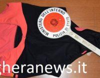 VOGHERA 20/02/2019: Va a rubare nel super indossando un costume da bagno da donna. La polizia arresta 30enne