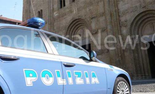 PAVIA 21/01/2020: Sequestra minaccia e picchia in casa la compagna. La polizia arresta un 48enne