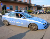 VOGHERA 22/02/2019: Polizia scopre e sequestra auto clandestina