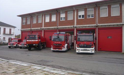PAVIA VOGHERA VIGEVANO 17/02/2019: Vigili del fuoco in allerta. Ci sono pochi mezzi e pochi uomini. A Voghera mancano: Pompieri, la fondamentale Autoscala e un'Autopompa