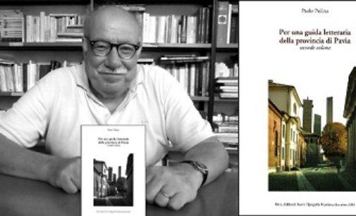 """VOGHERA 18/02/2019: """"Voghera è"""" presenta il secondo volume della """"Guida letteraria della provincia di Pavia"""" di Paolo Pulina"""