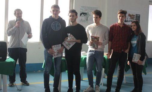 VOGHERA 16/02/2019: Campionati Studenteschi Provinciali di scacchi. 2 titoli ai vogheresi del Galilei