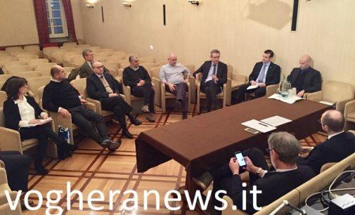 VOGHERA 12/02/2019: Torna il progetto del completamento della Tangenziale. Gli industriali chiamano il Comune la Regione. Il sindaco: Opera indispensabile