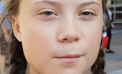 """VOGHERA 12/03/2019: Greta Thunberg fa scuola. Venerdì corteo studentesco """"pro clima"""" anche in città"""