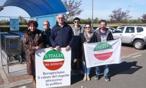 """VARZI 21/03/2019: Elezioni. L'Italia del Rispetto domani in piazza per il progetto del """"Civismo politico"""""""