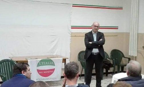 """MONTEBELLO 15/03/2019: Italia del Rispetto. Aquilini. Proficuo l'incontro con i cittadini. Avanti con la preparazione di una lista"""""""