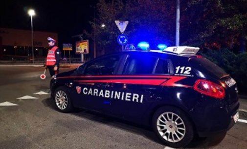 BRONI STRADELLA 26/10/2020: Controlli straordinari dei Carabinieri di Stradella. Denunciata una donna a Genzone