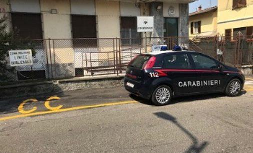 OLTREPO 12/03/2019: Danneggia l'auto della ex. Denunciato 41enne lodigiano
