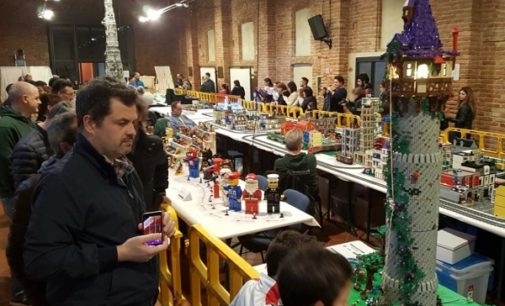 CASTEGGIO 29/03/2019: Mattoncini Lego. Sabato e domenica torna la mostra dedicata ad un gioco senza tempo